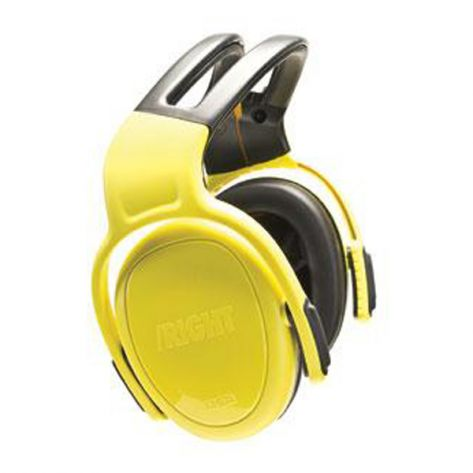 MSA 10087399MSA Left/Right® Earmuffs