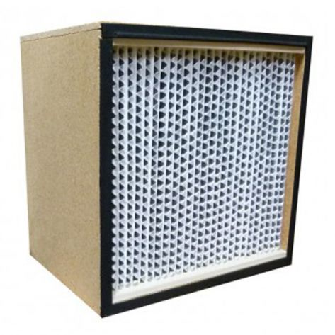 Omnitec Design OAH1616 HEPA Filter, 99.97%, Wood Frame