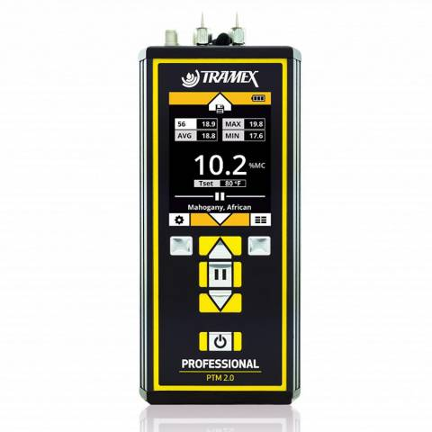 Tramex PTM2.0 Moisture Meter for Wood