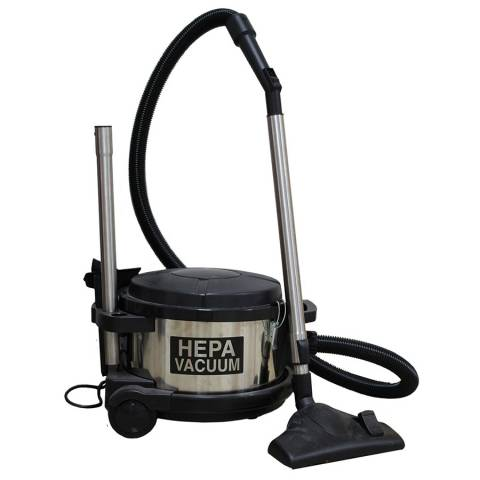 Pullman Ermator 591220801 390HEPA Canister Style Vacuum