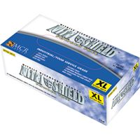 NitriShield® 6015XLMG Industrial Grade Chlorinated Disposable Gloves - 4 mil Powder Free Nitrile - X-Large