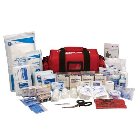 First Aid Only First Responder Kit, 158 Piece