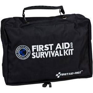 First Aid Only FA462F 168 Piece Survival First Aid Kit