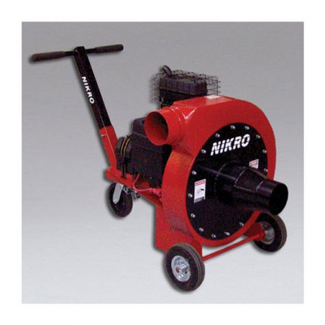 Nikro Industries 18INSULPK 18 HP Insulation Removal Package
