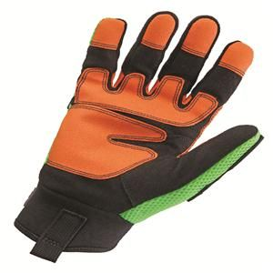 Ergodyne® 17053EG ProFlex® Light Dorsal Impact-Reducing Gloves - M