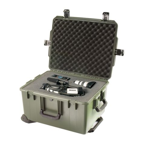 Pelican iM2750-X0000 Storm Case w/Padded Dividers