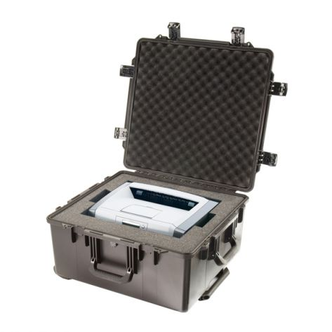 Pelican iM2875-X0002 Storm Case w/Padded Dividers