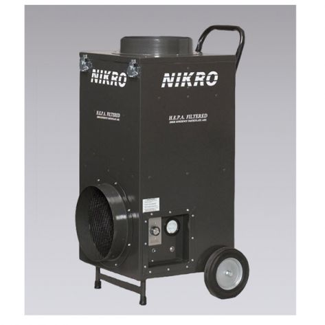 Nikro Industries UR800 Upright Air Scrubber - 115V/60HZ