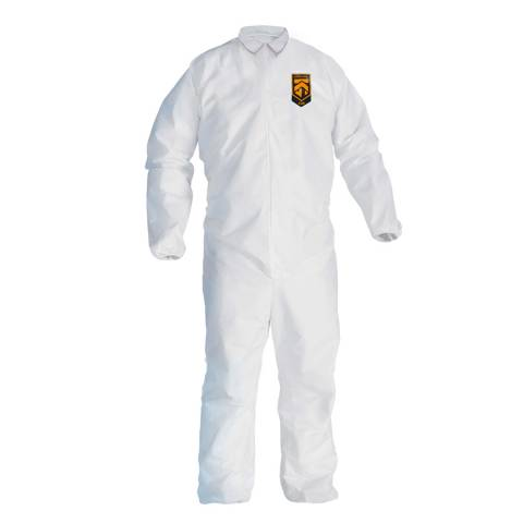 KleenGuard™ 46102 A30 Breathable Splash & Particle Protection Coveralls - M