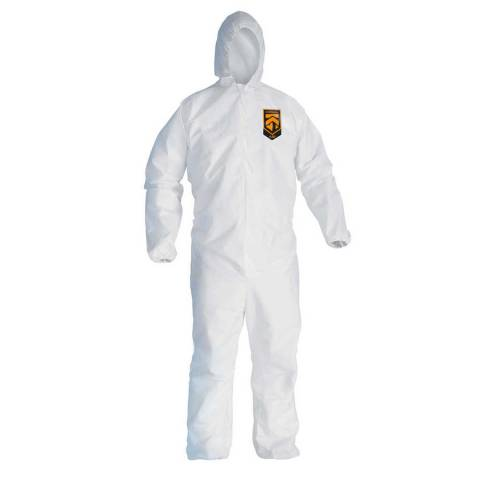 KleenGuard® 46115 A30 Breathable Splash & Particle Protection Coveralls - 2XL