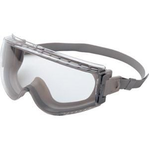 Honeywell S3960CHW Uvex® Stealth Goggles, Gray Body, Clear Uvextreme® Lens, & Neoprene Headband, 1/Each