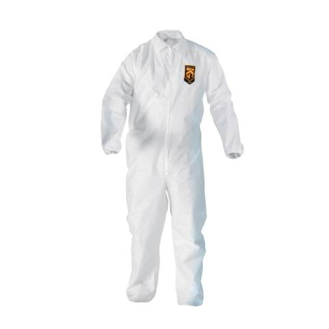 KleenGuard™ 49107 A20 Breathable Particle Protection Coveralls - 4XL