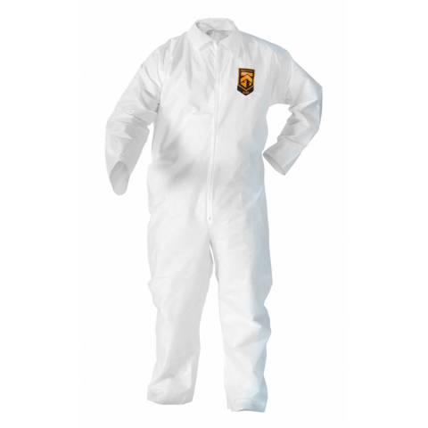 KleenGuard™ 49003 A20 Breathable Particle Protection Coveralls - L