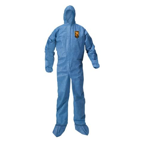 KleenGuard™ 58523 A20 Breathable Particle Protection Coveralls - L