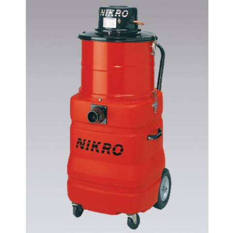 Nikro Industries PW15110 15 Gallon HEPA Vacuum (Wet/Dry)