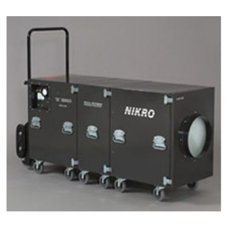 Nikro Industries SL4000-22050 5000 CFM Free Air Duct Cleaning System (220V/50HZ)