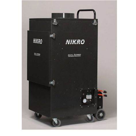Nikro Industries UR5000-22050 5000 CFM Free Air Duct Cleaning System (220V/50HZ)