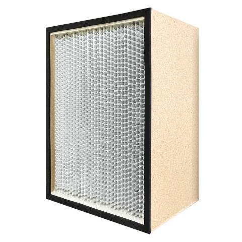 Omnitec Design OAH2418 HEPA Filter, Wood Frame