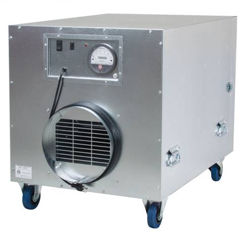 Abatement Technologies H2KMA HEPA-AIRE® Deluxe Model Negative Air Machine