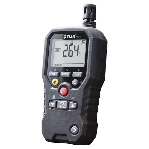Flir MR77 5-IN-1 Moisture Meter With Meterlink™