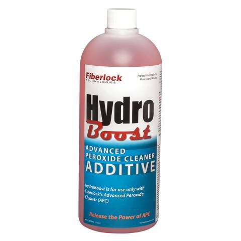 Fiberlock HydroBoost - Advanced Peroxide Cleaner Additive - 1Q (12/Case)