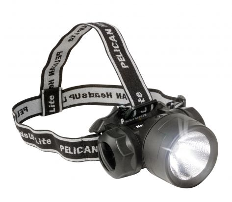 Pelican 2600 HeadsUp Lite™ Headlight