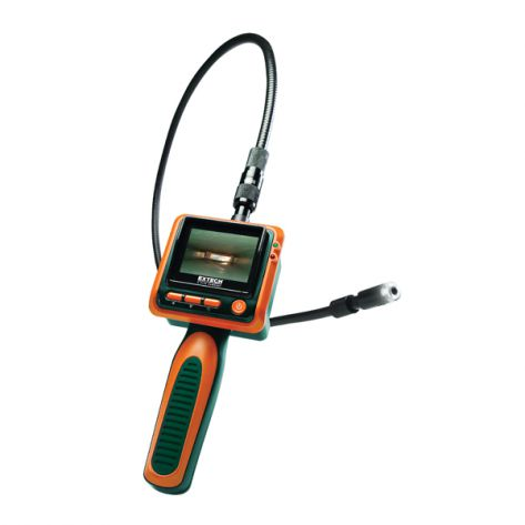 Extech BR70 Waterproof Video Borescope Inspection Camera