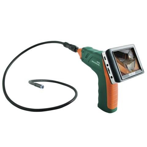 Extech BR250 Video Borescope Inspection Camera