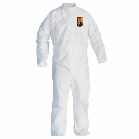 KleenGuard™ 46003 A30 Breathable Splash and Particle Protection Coveralls - L