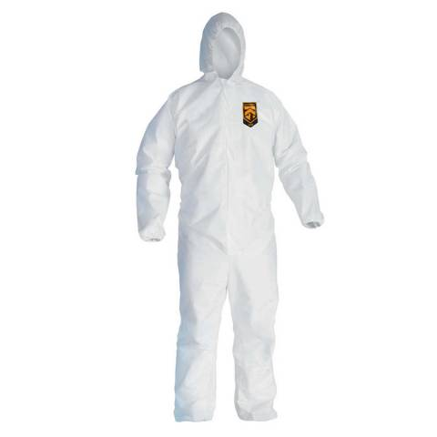 KleenGuard™ 44323 A40 Liquid and Particle Protection Coveralls - L