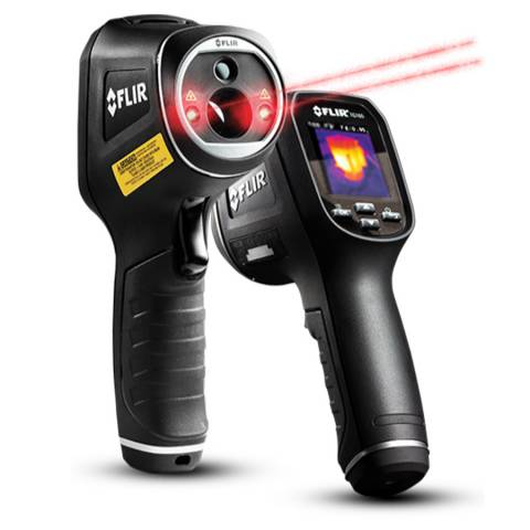 Flir TG165-NIST Imaging IR Thermometer w/MSX and NIST