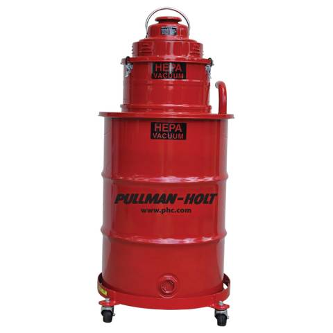 Pullman Holt 967792401 Big Red Drum W/D HEPA Vac