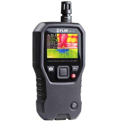 Flir MR176 Imaging Moisture Meter Plus with IGM™
