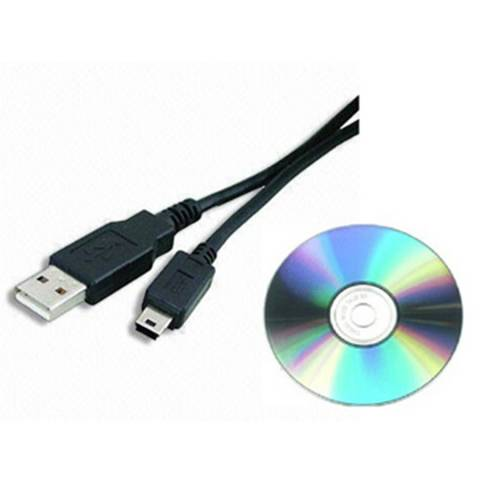 Amphenol BLD7758 MMS2 Software CD and USB Cable
