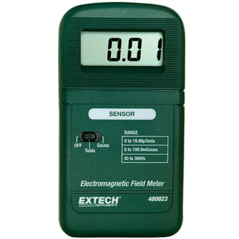 Extech 480823 Single axis EMF/ELF Meter