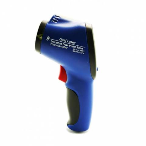 Tramex IRT2DP Infrared Surface Thermometer & Dew Point Detector