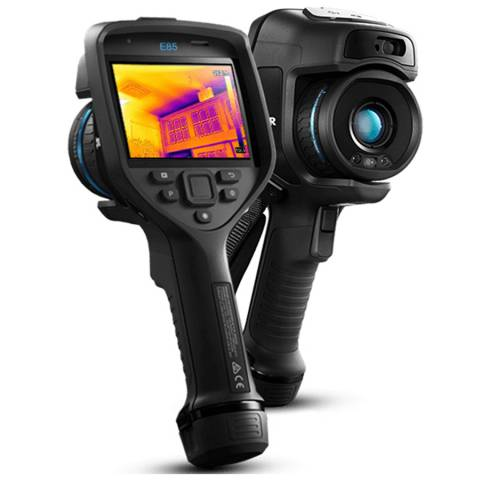 Flir 78503-0101 E75 - Advanced Thermal Camera w/42° Lens