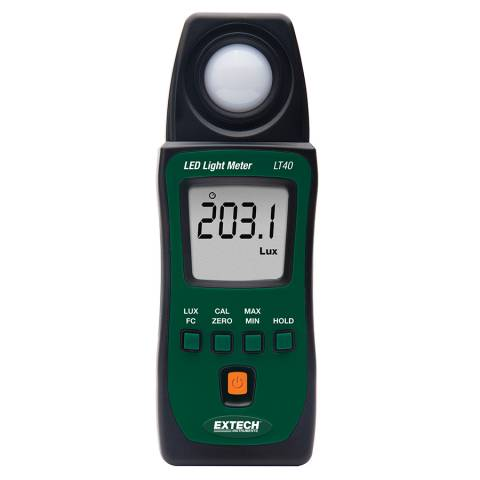 Extech LT40 LED Light Meter