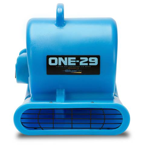 BlueDri™ BD-ONE-29-BLUE One-29 Air Mover
