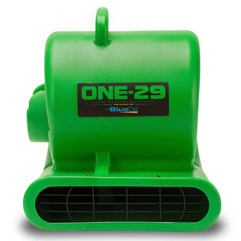 BlueDri™ BD-ONE-29-GREEN One-29 Air Mover