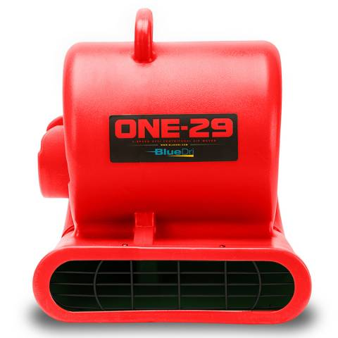 BlueDri™ BD-ONE-29-RED One-29 Air Mover