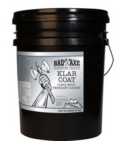 Bad Axe Klar Coat - 5 Gallon Bucket
