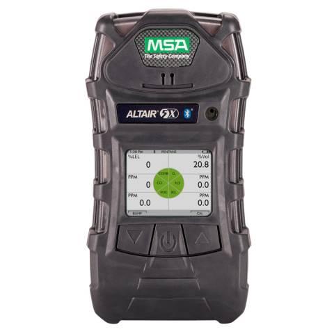 MSA 10116924MSA Altair® 5x Multigas Detector - Monochrome Display, LEL/O2/CO/H2S