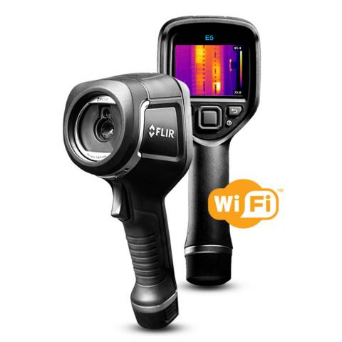 Flir E5-XT Infrared Camera w/Extended Temperature Range