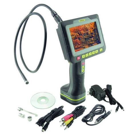 General Tools DCS500 Wireless Recording Video Inspection Camera/Borescope