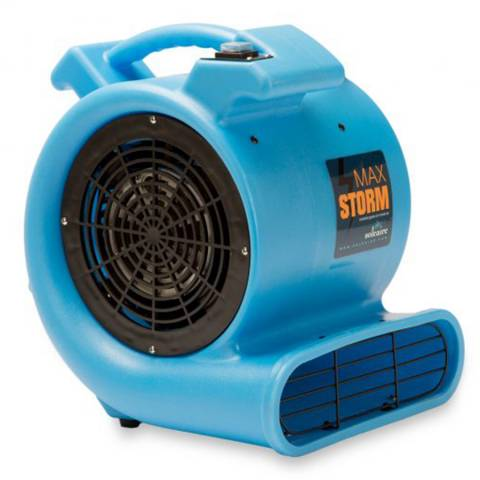Solaire® 2209 Max Storm Air Mover - Blue