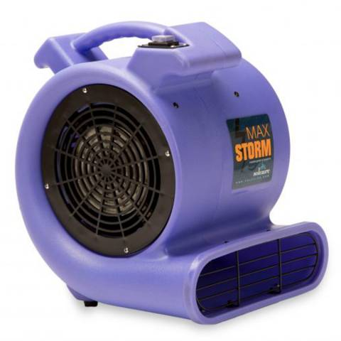 Solaire® 2206 Max Storm Air Mover - Purple
