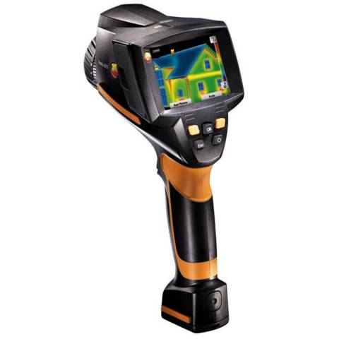 Testo 875i-2 Adjustable Focus Thermal Imager