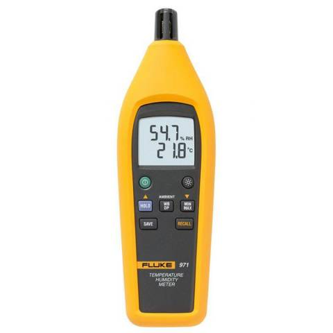 Fluke 971 Heat Temperature Humidity Meter