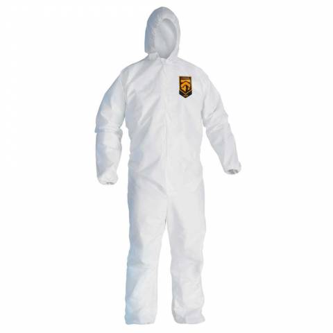 KleenGuard™ 46117 A30 Breathable Splash & Particle Protection Coveralls - 4XL